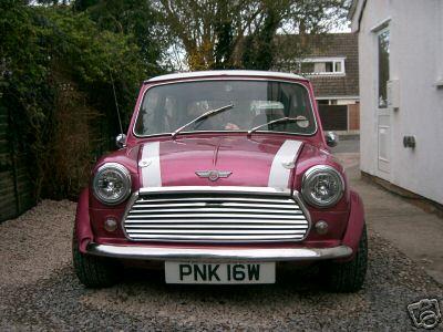 pink mini cooper related images start 50 weili automotive network. Black Bedroom Furniture Sets. Home Design Ideas
