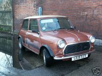 Rose Pink Austin 1100 Mini Special 1979 Pinkcarauction