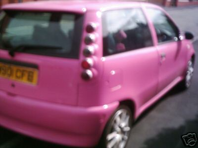 Cheap Pink Cars For Sale In Essex